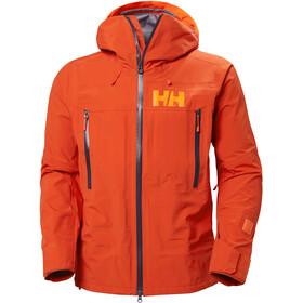 Helly Hansen Sogn Shell 2.0 Giacca Uomo, arancione